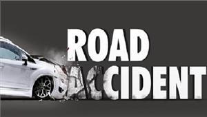 सड़क दुर्घटना में दम्पति की मौत