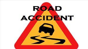 सड़क दुर्घटना में दो महिलाओं की मौत