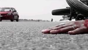 सड़क हादसे में दम्पति की मौत