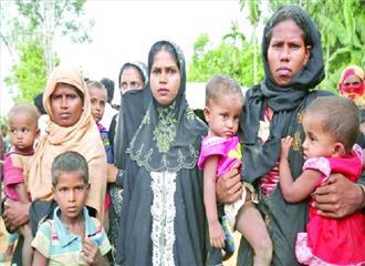 रोहिंग्या शरणार्थी और वसुधैव कुटुंबकम