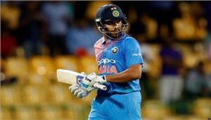 वनडे मैच में दोहरा शतक लगाने वाले पहले कप्तान बने रोहित