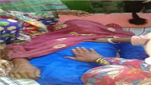 चार महिलाओं की चोटी कटने की सूचना से गांव में मचा हड़कंप