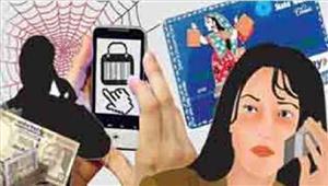 ग्रामीण क्षेत्रों में ऑन लाइन ठगी रोकने उतरे  ई रक्षक