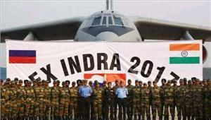 रूस के साथ अभ्यास से दोनों देशों को होगा फायदा  भारत