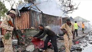 साेमालियाबम विस्फोट में 5लोगों की मौत