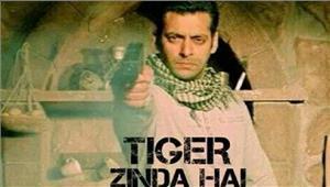 फिल्म टाइगर जिंदा है पहली झलक दिखाईसलमान ने
