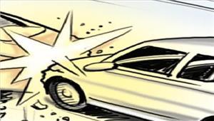 वाहन की चपेट में आकर इंजीनियर की मृत्यु