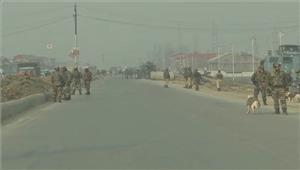 श्रीनगर-मुजफ्फराबाद राजमार्ग पर विस्फोटक उपकरण बरामद