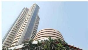 शेयर बाजार मजबूती के साथ बंद सेंसेक्स 287 अंक चढ़ा
