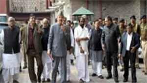 विपक्ष निर्वाचन आयोग से मिला चुनाव बाद बजट की मांग