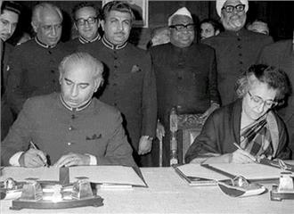 शिमला समझौता इंदिरा गांधी की जीत का दस्तावेज