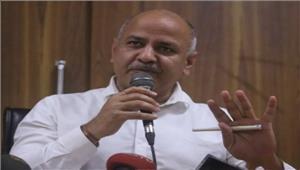मनीष सिसोदिया के विरूद्ध चुनाव आयुक्त कार्यालय में शिकायत दर्ज