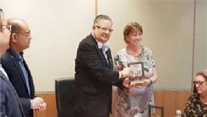 छत्तीसगढ़ में कौशल विकास के लिए ऑस्ट्रेलिया के क्यूएसईसी के साथ एमओयू पर हस्ताक्षर