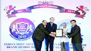 एसईसीएल को मिला इण्डियन बेस्ट कम्पनी आफ दी ईयर अवार्ड 2017