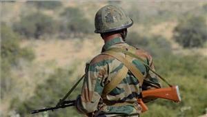 सुरक्षा बलों ने आतंकवादियों के खिलाफशुरू कियाअभियान