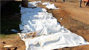 सूडानबसों के काफिले पर हमला14की मौत