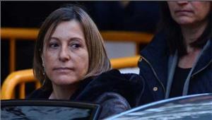 कैटैलोनिया संसद अध्यक्ष कार्मे फॉरकैडेल को मिली जमानत