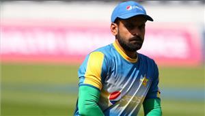 टी-20 सीरीज  मोहम्मद हफीज की पाकिस्तान टीम में वापसी