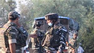 श्रीनगर  मुठभेड़ पुलिस अधिकारी शहीद आतंकी ढेर