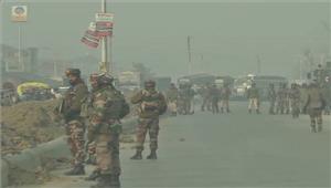 श्रीनगर में अलगाववादियों के विरोध प्रदर्शनों के मद्देनजर लगा प्रतिबंध