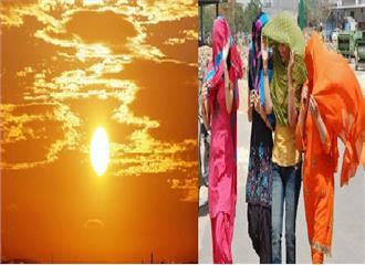 उत्तर प्रदेशलखनऊ मेंतेज धूप निकलने से गर्मी व उमस में इजाफा