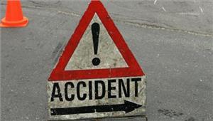 सड़क दुर्घटना में छात्र की मृत्यु
