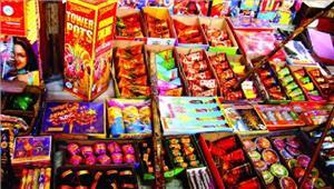 पटाखा बिक्री पर प्रतिबंध से मुसीबतें बढ़ीं