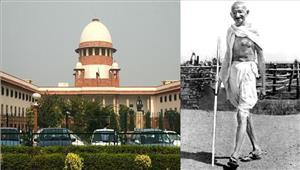 सुप्रीम कोर्ट ने गांधी हत्या जांच मामले में वकील की राय मांगी