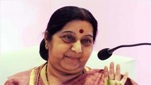 भारत जाधव को बचाने के लिए कोई कोर-कसर नहीं छोड़ेगा  सुषमा स्वराज