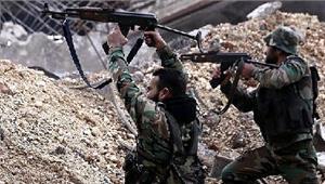 सीरिया आतंकी हमले28 सैनिकों की मौत