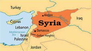सीरिया में मोर्टार हमला 8 की मौत