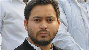 तेजस्वी नेनीतीश परनेताओं को धोखा देने का आरोप लगाया