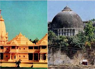 मंदिर और मस्जिद साथ रहे