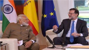 आतंकवाद से मिलकर लड़ेंगे भारत और स्पेन