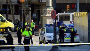 स्पेन में आतंकवादी हमला 13 की मौत