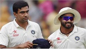टेस्ट रैंकिंग  अश्विन और जडेजा ने रचा इतिहास दोनों शीर्ष पर