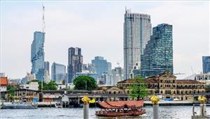थाईलैंड  बाढ़ से 23 की मौत