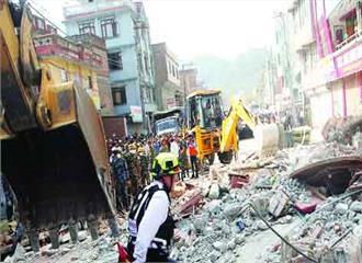 भूकंप से निपटने की चुनौती