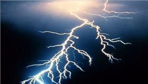 बिजली गिरने से छहकी मौत