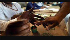 दिल्ली में निगम चुनाव  कड़ी सुरक्षा के बीच मतदान प्रारंभ