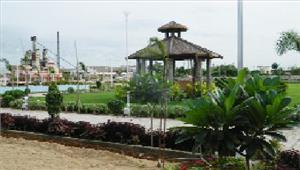 जल्द ही शहरवासियों के लिये खोला जायेगा तिल्दा पालिका का गार्डन