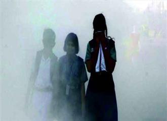 विषाक्त बन चुकी है दिल्ली की हवा