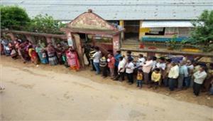 त्रिपुरा विधानसभा चुनावअभी तक35 से 40 फीसदी मतदानहुआ