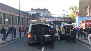 ब्रिटेन विस्फोट की जांच में जुटी पुलिस
