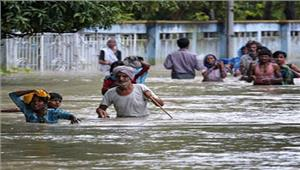 उप्र 25 जिले बाढ़ की चपेट में 2529 लाख लोग प्रभावित