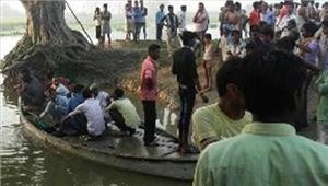 बस्तीसरयू नदी की बाढ़ से 21 गांव घिरे