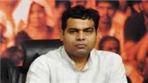 राहुल गांधी यूपी के ट्रेजडी टूरिस्ट हैं श्रीकांत शर्मा