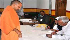 निकाय चुनाव के लिए24जिलों में वोटिंगखत्म