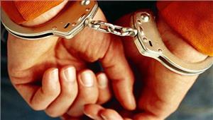 हापुड़पुलिस मुठभेड़ में 2बदमाश गिरफ्तार
