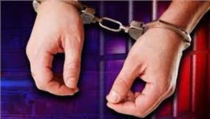 पुलिस ने टैक्सी चालकहत्या मामले मेंआरोपी को किया गिरफ्तार